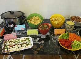 house warming party food ideas