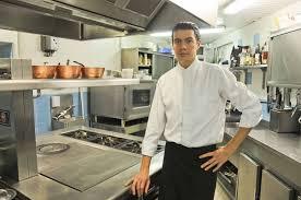 chef de cuisine étoilé restaurant ducoté cuisine à boulogne 1 étoile michelin