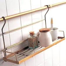tringle de cuisine barre de credence sans percer tringle de cuisine barre de credence