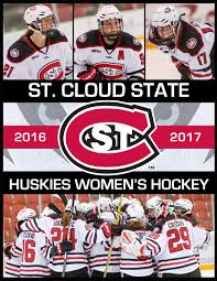 Pezon Michel 2014 By Chris by 2016 17 St Cloud State University Women U0027s Hockey Media Guide By
