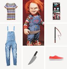 chucky costume diy costumes pt 3 diy costumes