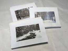 burgoyne christmas cards burgoyne 30 x christmas cards envelopes winter scenery selection
