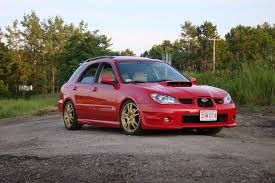 subaru wrx red rare 06 wrx wagon nasioc red wrx u0027s pinterest