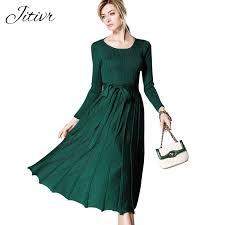 robe bureau haute qualité élégant hiver robe 2017 robes bureau pour les femmes