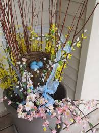 Easter Decorations Front Door by 438 Best Easter Pots Images On Pinterest Easter Ideas Easter