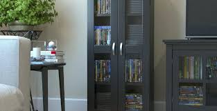 Large Dvd Storage Cabinet Bookcase Metal Cd Storage Cabinet With Drawers Improved Ikea