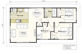 Plan 65 Investor Homes Plan Ih65b