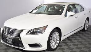 lexus sedan white lexus ls 460 sedan for sale used cars on buysellsearch