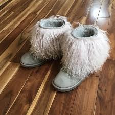ugg sale at macys 56 ugg shoes ugg australia mongolian fur boots from macy s