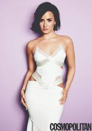 cosmopolitan article fug the cover demi lovato on cosmopolitan september 2015 go