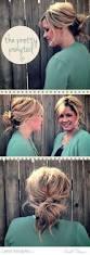 ponytail tutorial pretty ponytail tutorial latest