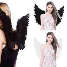 Angel Wings Halloween Costume Angel Wings Fancy Dress Ebay