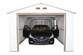 50961 duramax imperial metal garage 12x20 garage shed