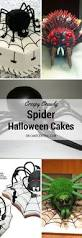 Halloween Spider Cakes by Creepy Crawly Spider Cakes Cakecentral Com