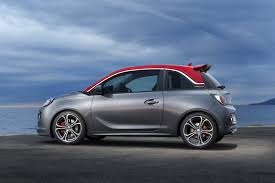opel adam interior roof new opel adam s is the sports star of the adam family autotribute