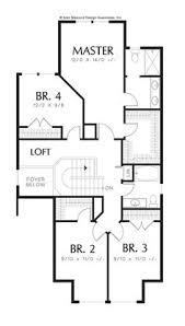 plan 2300jd northwest house plan for narrow corner lot narrow