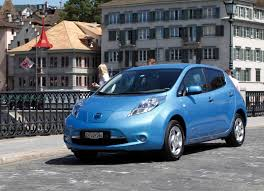 nissan finance eagle house electric vehicle news april 2012