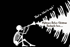 nightmare before christmas wall decals take a peek at these