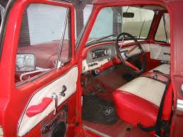 Ford Truck Interior Mike U0027s Old Ford Pickup Truck Page At Www Swatek Com