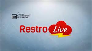restro live youtube