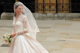 weeding dress here s kate middleton s second wedding dress you never got to see