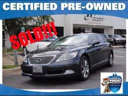 lexus in nc used lexus ls 460 for sale in raleigh nc edmunds
