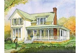 Southern Farmhouse Home Plan Impressive Beautiful Plans Home Living Products For Hall Kitchen Bedroom