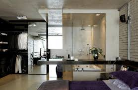 Industrial Loft Decor by Industrial Chic Loft Features The Ideal Match Between Comfort And
