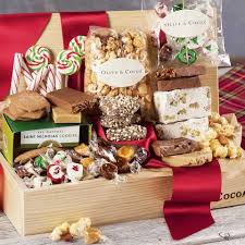 edible gifts delivered olive cocoa flowers and edible gifts cheer industries