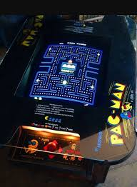 Pacman Game Table by Blog Amusement Doctor Llc