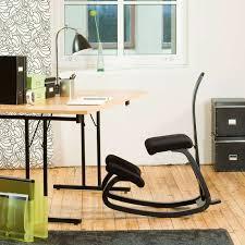 fauteuil de bureau toulouse chaise de bureau ergonomique en tissu et bois variable varier