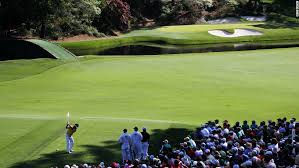 How To Make A Golf Green In Your Backyard by The Masters By Numbers Magic And Misery At Augusta National Cnn