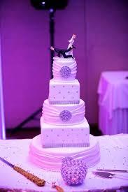 wedding cake ottawa gorgeous white and silver 5 tier wedding cake see more wedding
