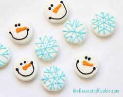 where to buy white fudge oreos snowflake and snowman oreo cookies