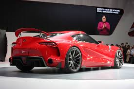How Much Does The Toyota Ft1 Cost Toyota Ft 1 Concept Is Possibly The New Supra Pakwheels Blog