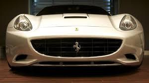 Ferrari California 1970 - ferrari california 3s silver carbon fiber by dmc