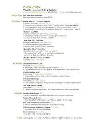is resume paper necessary resume chun chen