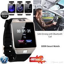 best fumalon dz09 smart wear watches can insert sim card can call