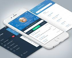 application ui design high end mobile application ui design ios android by