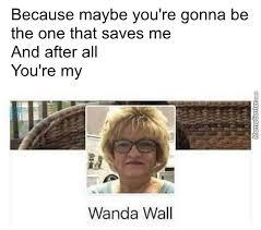 Wanda Meme - my wanda wall by nidla meme center