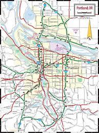 map of oregon portland portland oregon map map of portland oregon oregon usa