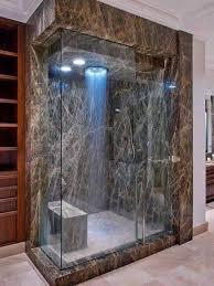 designing a custom shower