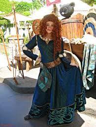 Merida Halloween Costume Merida Dress Disney U0027s Brave Marissonantis Deviantart