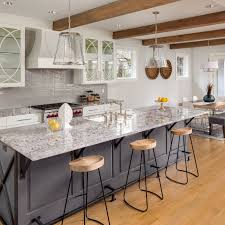 grey kitchen countertops with white cabinets 5 granite countertop color options for your kitchen