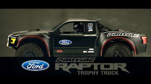 Ford F150 Truck Raptor - pro line 2017 ford f 150 raptor trophy truck clear body youtube