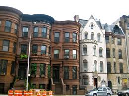 Row Houses by Row Houses In Sugar Hill Harlem Ephemeral New York