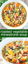 Roasted Vegetable Recipe by Roasted Vegetable Minestrone Soup A Wholesome Hearty Meal