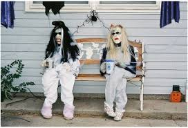 Homemade Halloween Decorations For Outside Diy Halloween Decorations Outdoor Furniture Ideas Deltaangelgroup