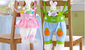 personalized bunny easter basket groupon personalized easter basket for 10 ends 03 29 14