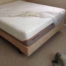 King Adjustable Bed Frame Bed Frames Ergo Plus Headboard Bracket Kit Tempur Pedic Split